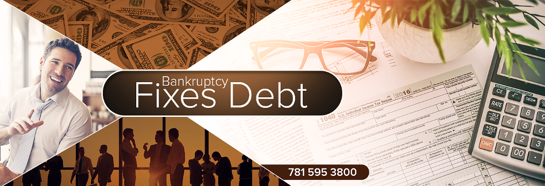 Bankruptcy Fixes Debt